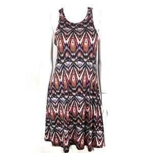 Veronica M Sleeveless Dress Large